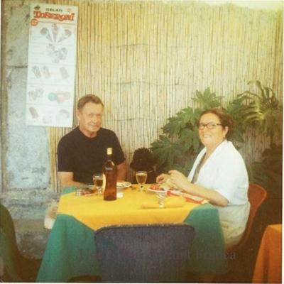 Philip Dakin and Francesca Sacchetti