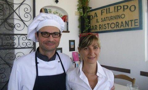 Ciro Mattera e Stefania Coletta Saturnino Ischia
