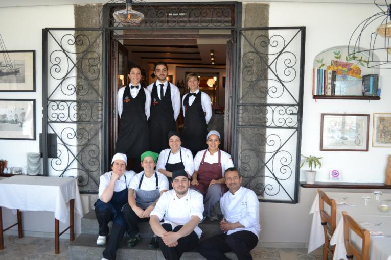 Buenos Aires, Montevideo, Ischia: questi i luoghi di provenienza dei cocineros per la cena del 24 maggio al Saturnino